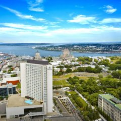 Отель Hilton Québec Канада, Квебек - отзывы, цены и фото номеров - забронировать отель Hilton Québec онлайн пляж