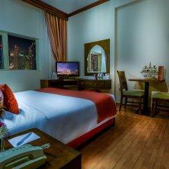 Отель First Central Hotel Suites ОАЭ, Дубай - 11 отзывов об отеле, цены и фото номеров - забронировать отель First Central Hotel Suites онлайн комната для гостей фото 4