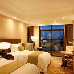 Отель Wyndham Grand Xiamen Haicang Китай, Сямынь - отзывы, цены и фото номеров - забронировать отель Wyndham Grand Xiamen Haicang онлайн комната для гостей фото 4