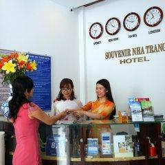 Souvenir Nha Trang Hotel интерьер отеля