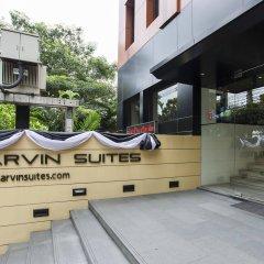 Отель Marvin Suites Бангкок парковка