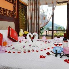 Отель Sapa Elegance Шапа комната для гостей фото 5