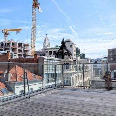 Отель La Monnaie Residence Бельгия, Брюссель - отзывы, цены и фото номеров - забронировать отель La Monnaie Residence онлайн приотельная территория