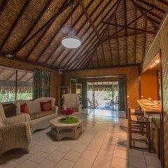 Отель Villa Bora Bora-on Matira Beach N362 DTO-MT Французская Полинезия, Бора-Бора - отзывы, цены и фото номеров - забронировать отель Villa Bora Bora-on Matira Beach N362 DTO-MT онлайн комната для гостей фото 2