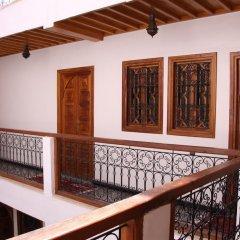 Отель Riad Porte Des 5 Jardins Марокко, Марракеш - отзывы, цены и фото номеров - забронировать отель Riad Porte Des 5 Jardins онлайн балкон