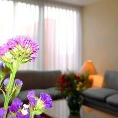 Отель Fuente Del Bosque Мексика, Гвадалахара - отзывы, цены и фото номеров - забронировать отель Fuente Del Bosque онлайн комната для гостей фото 4