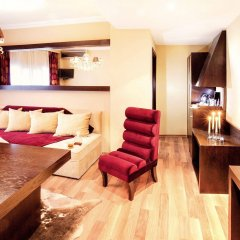 Plaza Hotel интерьер отеля фото 2