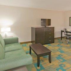 Отель La Quinta Inn & Suites Meridian комната для гостей фото 2