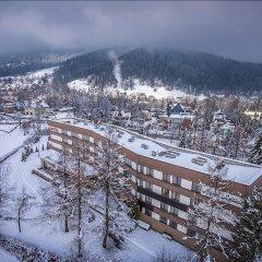 Отель Helios Польша, Закопане - отзывы, цены и фото номеров - забронировать отель Helios онлайн спортивное сооружение