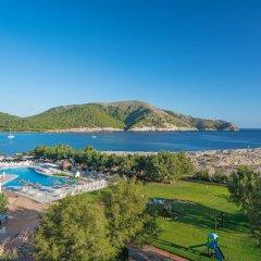 Отель Thb Cala Lliteras Испания, Кала Ратьяда - отзывы, цены и фото номеров - забронировать отель Thb Cala Lliteras онлайн пляж фото 2