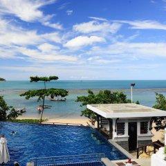 Отель Al's Laemson Resort пляж