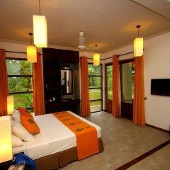 Отель Chaarya Resort & Spa by Chandrika комната для гостей фото 5