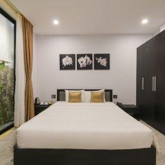 Отель Khong Cam Garden Villas Хойан комната для гостей