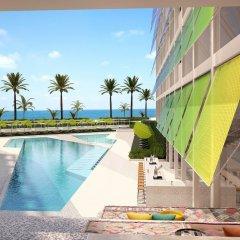 Отель W Ibiza бассейн