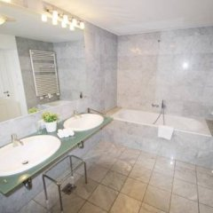 Апартаменты Duschel Apartments Вена сауна