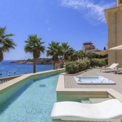 Pure Salt Port Adriano Hotel & SPA - Adults Only бассейн фото 3