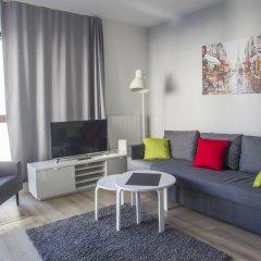 Апартаменты Chill Apartment комната для гостей фото 3