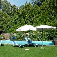 Отель Garni Raffein Лана бассейн фото 2