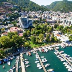 Отель Royal Gardens Budva Черногория, Будва - отзывы, цены и фото номеров - забронировать отель Royal Gardens Budva онлайн пляж