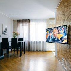 Гостиница CityApartments Lukianivska комната для гостей фото 5