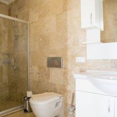 Villa Alkin by Akdenizvillam Турция, Калкан - отзывы, цены и фото номеров - забронировать отель Villa Alkin by Akdenizvillam онлайн ванная