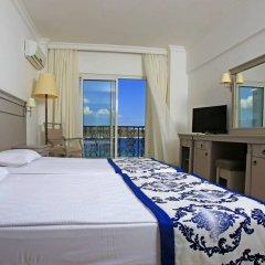 Отель Labranda Mares Marmaris Кумлюбюк комната для гостей фото 4
