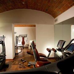 Отель Montebello Splendid Флоренция фитнесс-зал