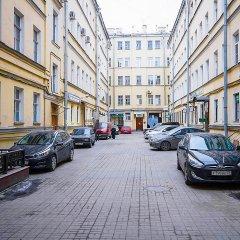 Гостиница SuperHostel на Невском 130 парковка
