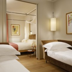 Отель Grand Hotel Minerva Италия, Флоренция - 5 отзывов об отеле, цены и фото номеров - забронировать отель Grand Hotel Minerva онлайн комната для гостей фото 4