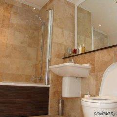 Апартаменты Quay Apartments Солфорд ванная фото 2