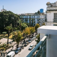 Majestic Hotel in Tunis, Tunisia from 82$, photos, reviews - zenhotels.com balcony