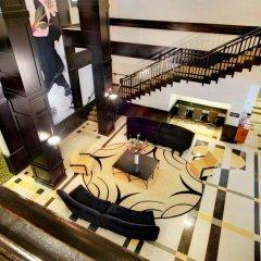 Отель Hampton Inn & Suites Chicago Downtown фитнесс-зал фото 2