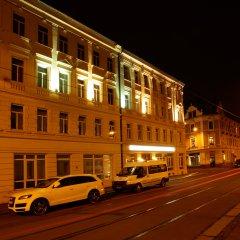 Hotel Astoria Leipzig вид на фасад