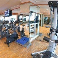 Oum Palace Hotel & Spa фитнесс-зал фото 4