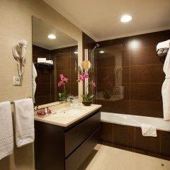 Luna Hotel Zombo ванная