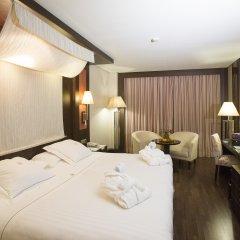 Отель Cordoba Center Испания, Кордова - 4 отзыва об отеле, цены и фото номеров - забронировать отель Cordoba Center онлайн комната для гостей фото 2
