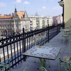 Отель Kamienica Pod Aniolami Польша, Вроцлав - отзывы, цены и фото номеров - забронировать отель Kamienica Pod Aniolami онлайн балкон