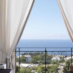 Отель Capri Tiberio Palace Капри пляж