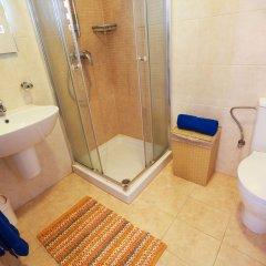 Отель Sliema Penthouses Мальта, Слима - отзывы, цены и фото номеров - забронировать отель Sliema Penthouses онлайн ванная