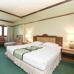 The Park Hotel Bangkok комната для гостей