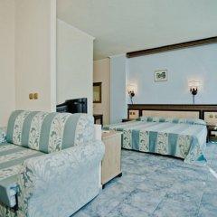 Отель Chaika Metropol комната для гостей фото 2