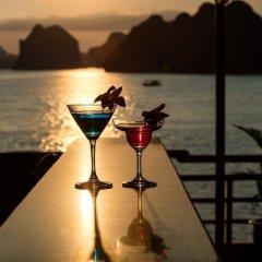 Отель Pelican Halong Cruise пляж