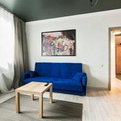 Гостиница MaxRealty24 LOFT Putilkovo комната для гостей