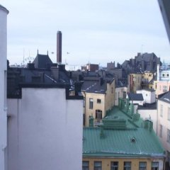 Отель Hellsten Helsinki Senate Финляндия, Хельсинки - 10 отзывов об отеле, цены и фото номеров - забронировать отель Hellsten Helsinki Senate онлайн балкон