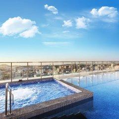 Lotte City Hotel Jeju бассейн