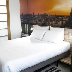 Отель Novotel Paris 14 Porte d'Orléans Франция, Париж - 3 отзыва об отеле, цены и фото номеров - забронировать отель Novotel Paris 14 Porte d'Orléans онлайн комната для гостей фото 4
