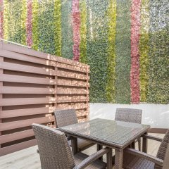 TRYP by Wyndham Mexico City World Trade Center Area Hotel балкон