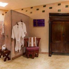 Отель Hacienda Santa Cruz спа