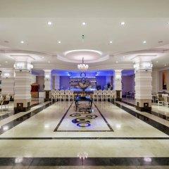 Отель Crystal Waterworld Resort And Spa Богазкент фитнесс-зал фото 2