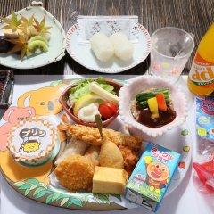 Отель Yumerindo Минамиогуни питание фото 3